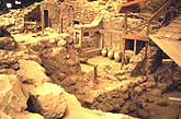 AKROTIRI - ANCIENT CITY
