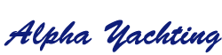 Alpha Yachting Logo Text