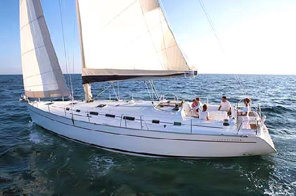 Beneteau Cyclades 50 5 Athens Greece Alpha Yachting