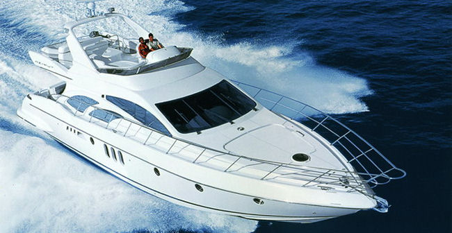 AZIMUT 63 Evolution