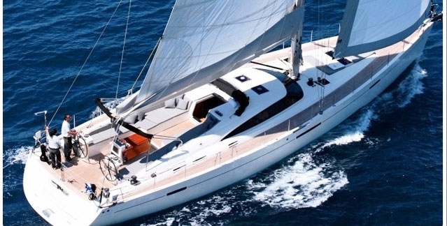 GIANETTI 65 SAILING YACHT