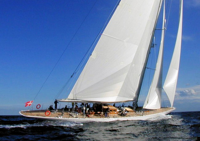 Ranger J Class Luxury Sailing Yacht For Sale Alpha Yachting