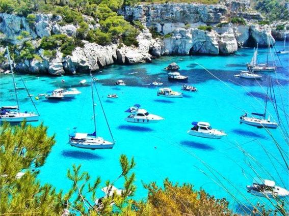 Paxos Yacht Charter